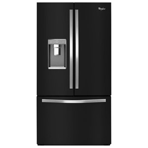 Whirlpool French Door Refrigerators 36-inch Wide French Door Refrigerator