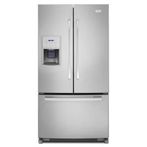 Whirlpool French Door Refrigerators 20 Cu. Ft. French Door Refrigerator