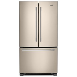 ENERGY STAR® 25 Cu. Ft. French Door Refrigerator with Crisper Drawer