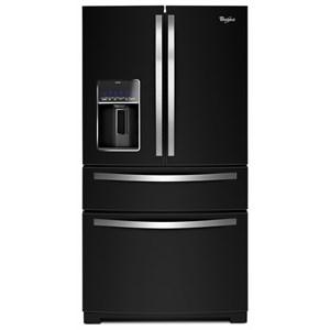 Whirlpool French Door Refrigerators 25 Cu. Ft. French Door Refrigerator