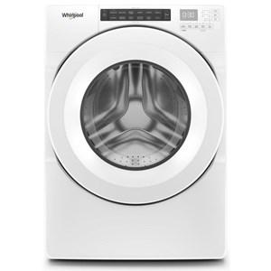 4.5 Cu. Ft. Closet-Depth Front Load Washer with Load & Go™ Dispenser