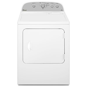 Whirlpool Gas Dryers 5.9 cu. ft. Top Load Gas Dryer