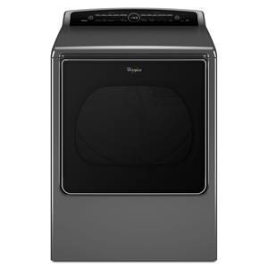 Energy Star® 8.8 cu. ft. Cabrio® High-Efficiency Gas Steam Dryer with Advanced Moisture Sensing