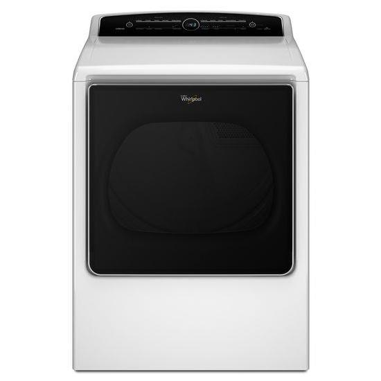 Gas Dryers 8.8 cu. ft. Cabrio® HE Gas Steam Dryer by Whirlpool at Westrich Furniture & Appliances
