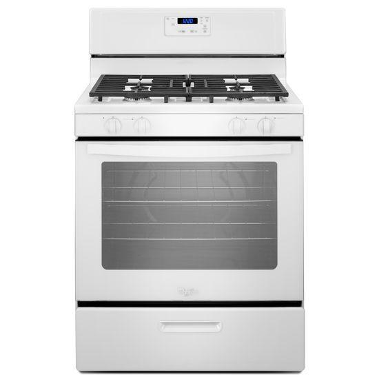Gas Ranges 5.1 cu. ft. Freestanding Gas Range with Unde by Whirlpool at Furniture and ApplianceMart