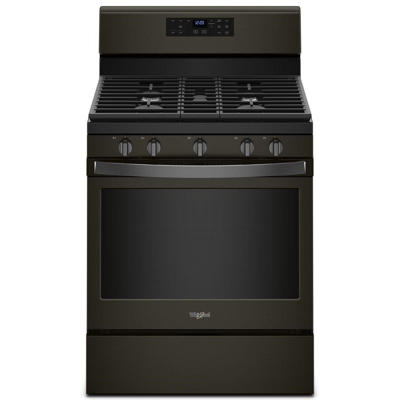 Gas Ranges 5.0 cu. ft. Freestanding Gas Range by Whirlpool at Westrich Furniture & Appliances