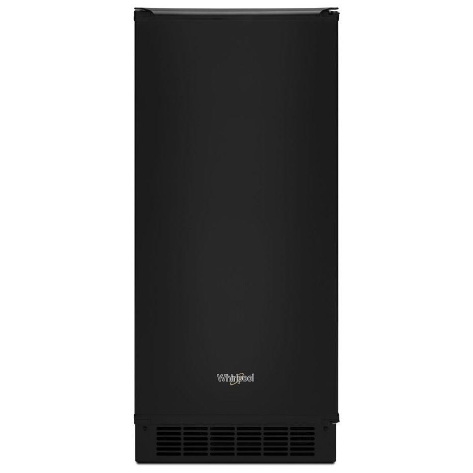 Ice Maker 15-inch Icemaker with Clear Ice Technology by Whirlpool at Westrich Furniture & Appliances