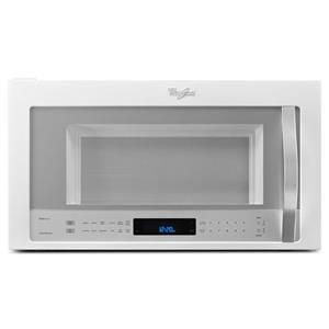 Whirlpool Microwaves - Whirlpool 1.9 cu. ft. Microwave Hood Combination