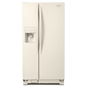 Whirlpool Side by Side Refrigerators 21 cu. ft. Side-by-Side Refrigerator