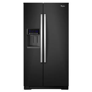 Whirlpool Side by Side Refrigerators 26 cu. ft., 36-Inch Side-X-Side Refrigerator