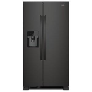 "Whirlpool Side-By-Side Refrigerators 33"" Side-by-Side Refrigerator"
