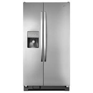 Whirlpool Side-By-Side Refrigerators 33-inch Wide Side-by-Side Refrigerator