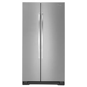Whirlpool Side-By-Side Refrigerators 25 cu. ft. Side-by-Side Refrigerator