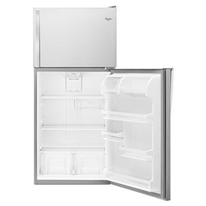 Whirlpool Top Mount Refrigerators 18 Cu. Ft. Top-Freezer Refrigerator