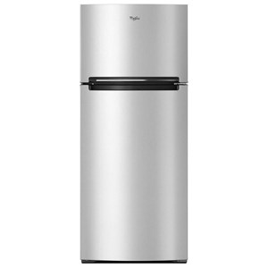 28-inch Wide Whirlpool® Refrigerator Compatible With The EZ Connect Icemaker Kit – 18 Cu. Ft.