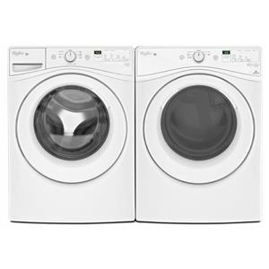 Whirlpool Washer and Dryer Sets Duet® Front Load Washer and Dryer Set