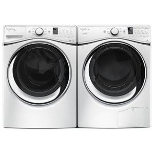 Whirlpool Washer and Dryer Sets 4.5 Cu. Ft. Washer and 7.3 Cu. Ft. Dryer