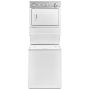 Whirlpool Washer and Dryer Sets 5.9 cu. ft. Top Load Stackable Washer Dryer