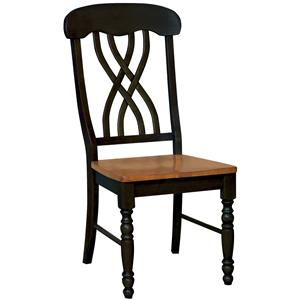 Whitewood Dining Room Pieces Dining Side Chair