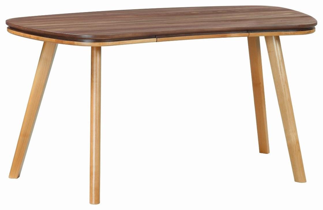Addi Writing Desk by Whittier Wood at HomeWorld Furniture