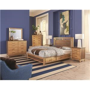 King Platform Bedroom