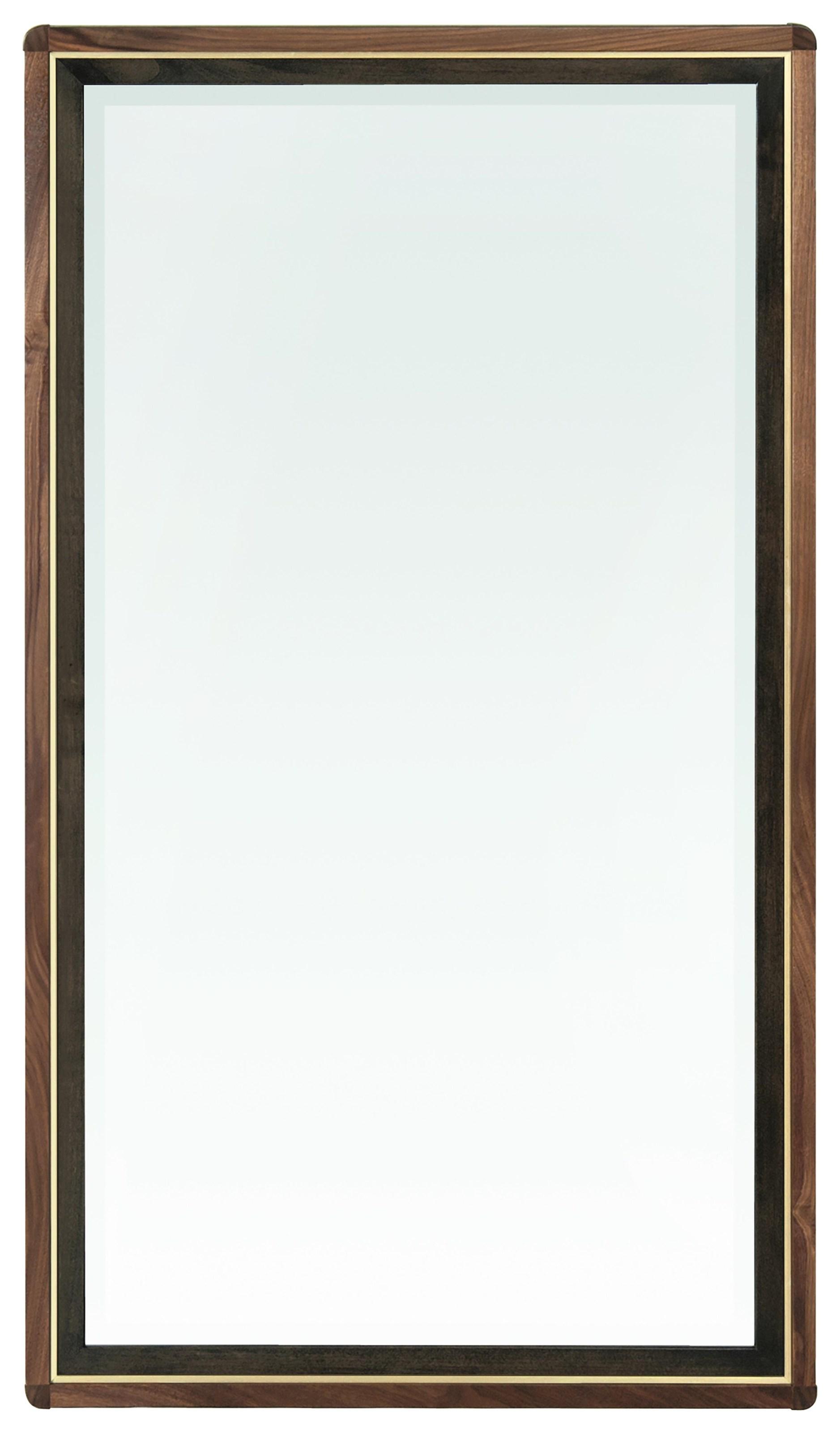 Bryce Mirror by Whittier Wood at Crowley Furniture & Mattress