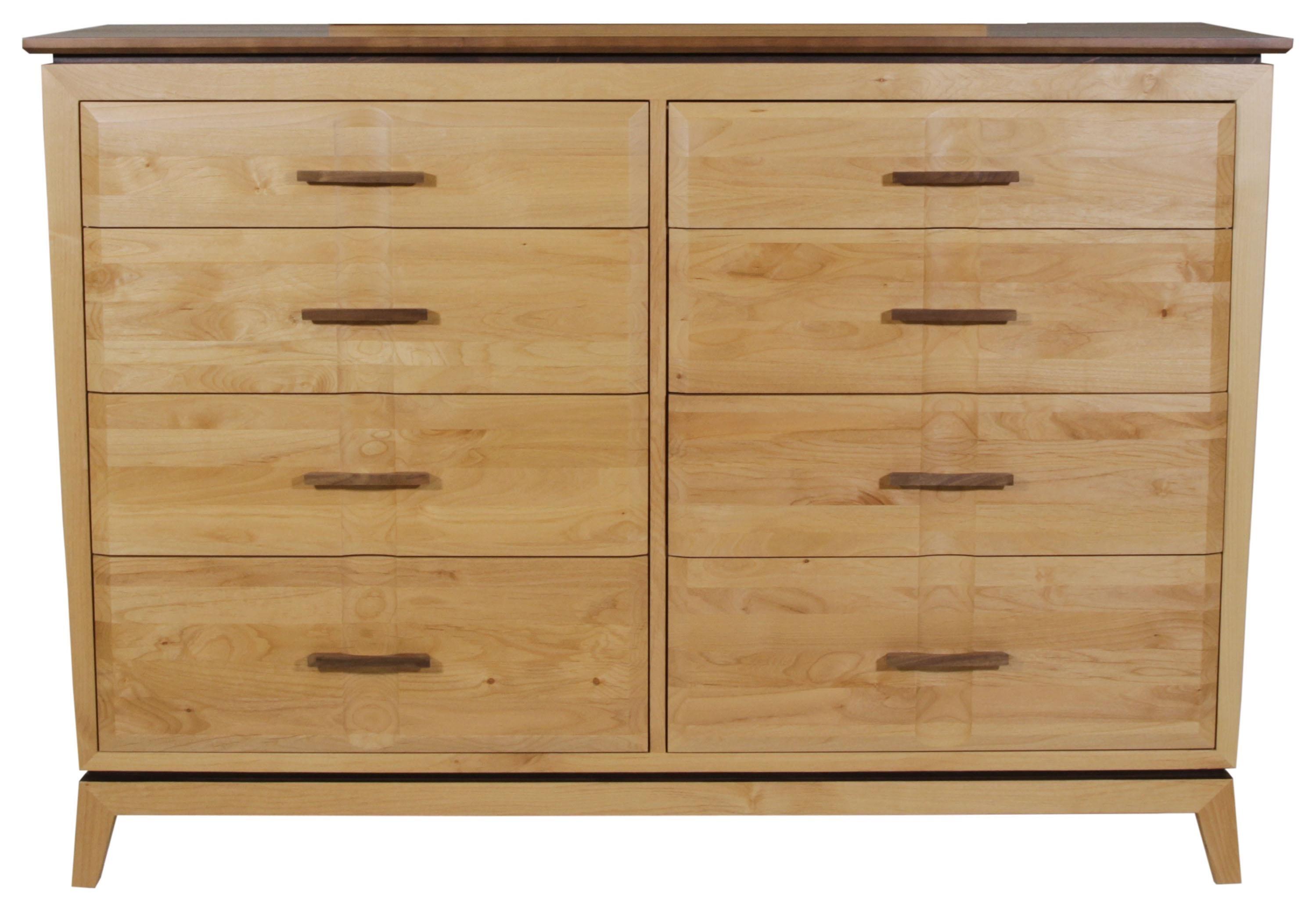 Addison Dresser by Whittier Wood at HomeWorld Furniture