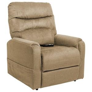 Lift Chair Recliner w/ Heat & Massage
