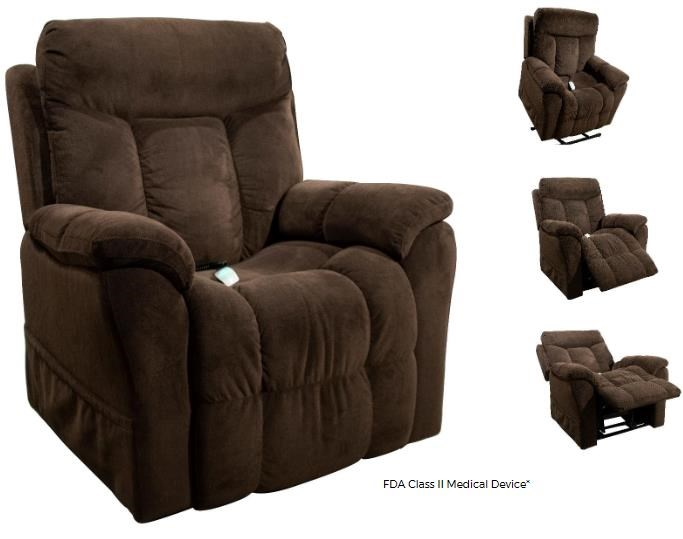 Lift Chairs Power lift Recliner by Windermere Motion at Furniture Fair - North Carolina