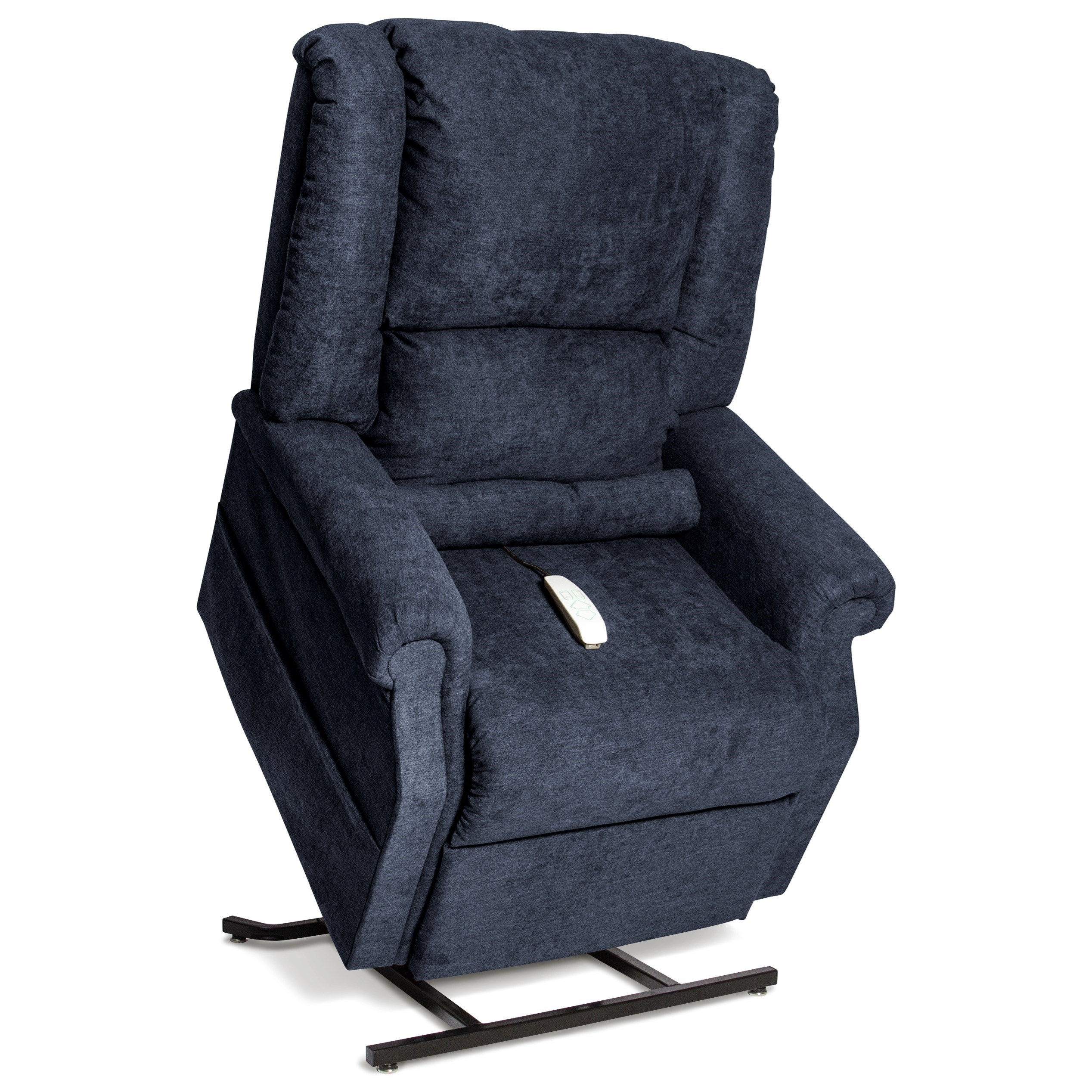 Lift Chairs Juno Lay-Flat Chaise Lounger by Windermere Motion at Lapeer Furniture & Mattress Center