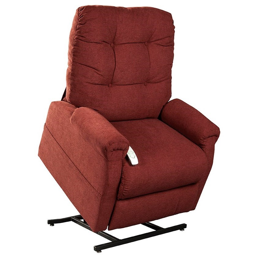Lift Chairs 3-Position Reclining Lift Chair by Windermere Motion at Steger's Furniture