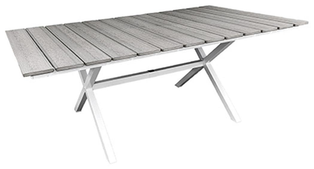 Tahoe 75 Inch Dining Table by Windward Design Group at Johnny Janosik