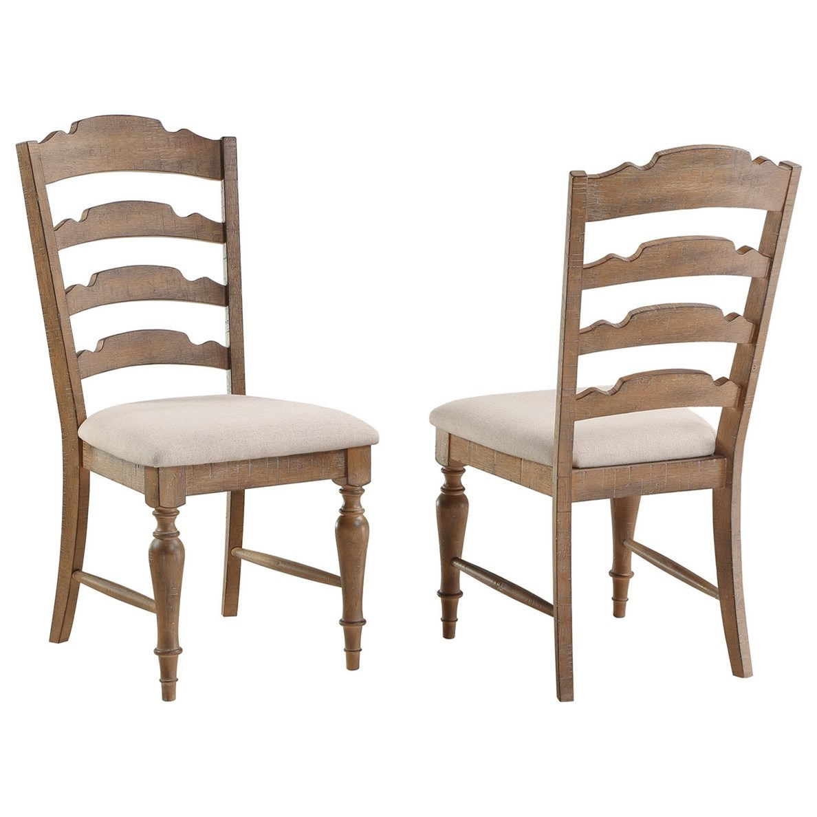 Augusta Side Chair by Winners Only at Simply Home by Lindy's