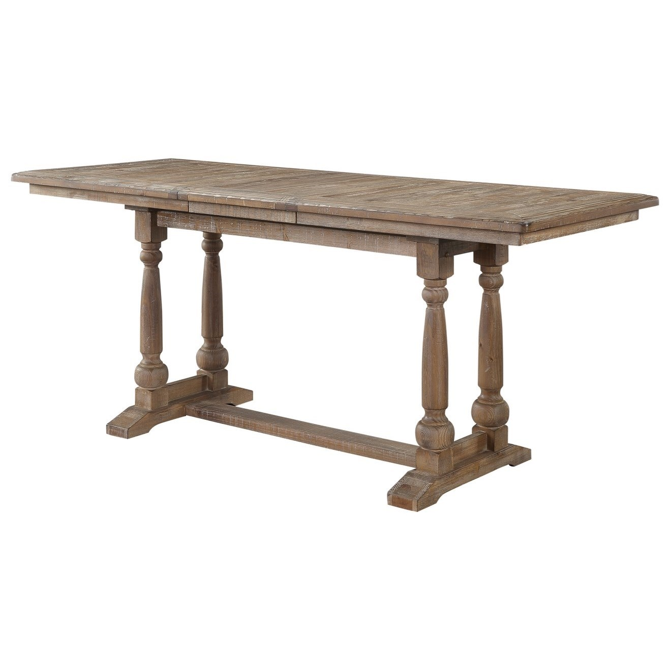 Augusta Counter Height Dining Table by Winners Only at Crowley Furniture & Mattress