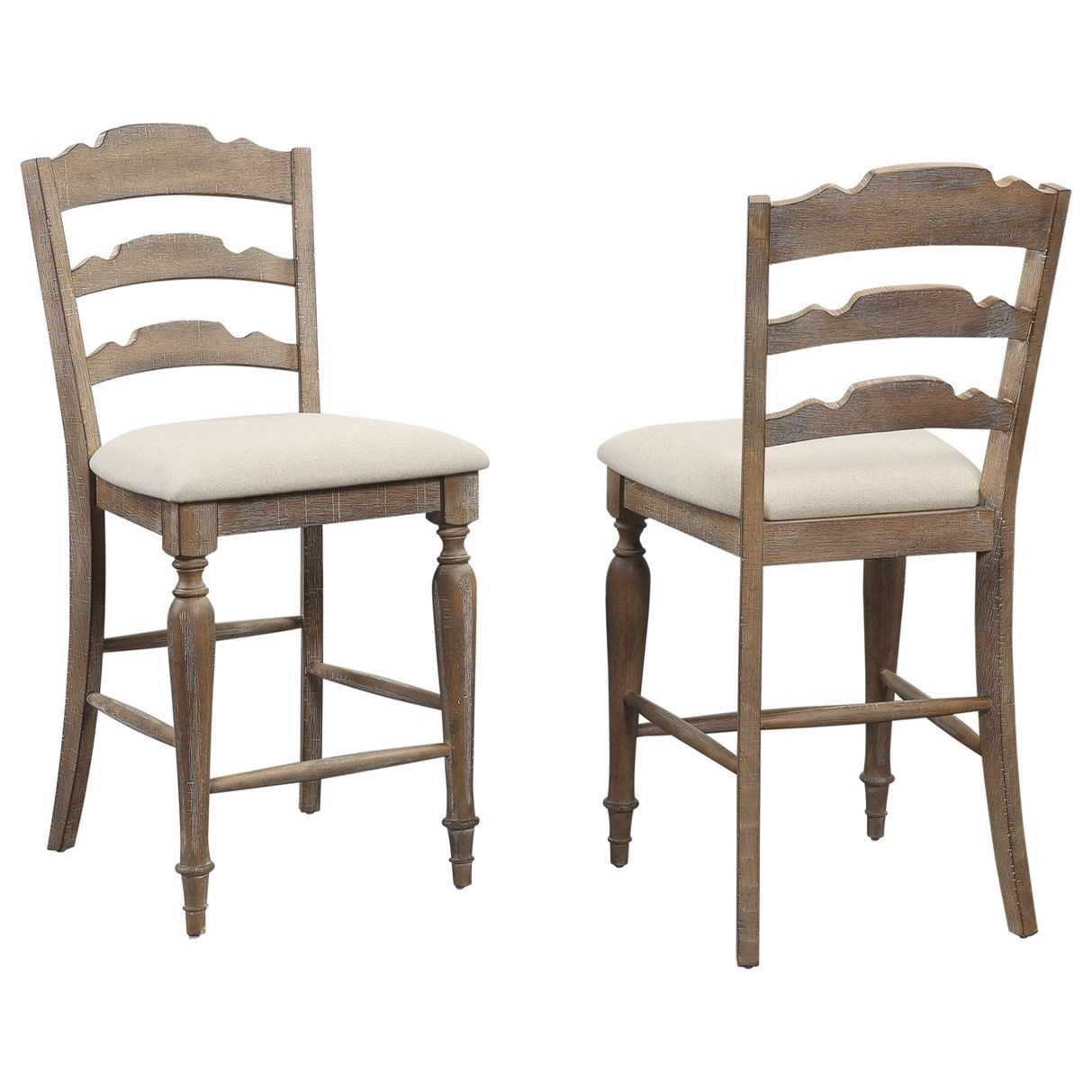 Augusta Bar Stool by Winners Only at Simply Home by Lindy's
