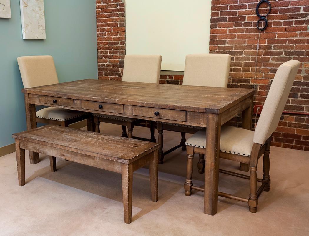 San Antonio 6PC Dining Room Set w/ Bench at Rotmans