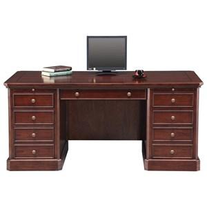 """68"""" Double Pedestal Desk"""