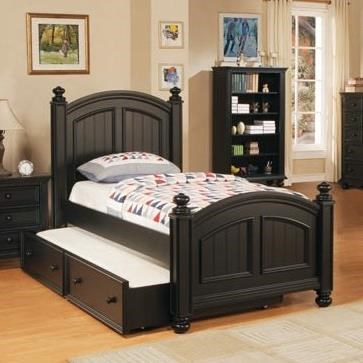 Cape Cod  Panel Full Bed by Winners Only at Fashion Furniture
