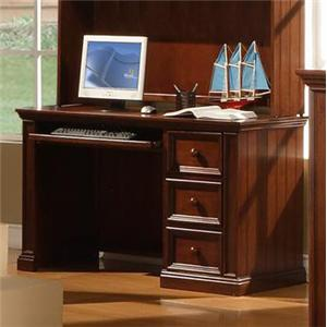 Youth Desk with Keyboard Pullout Drawer