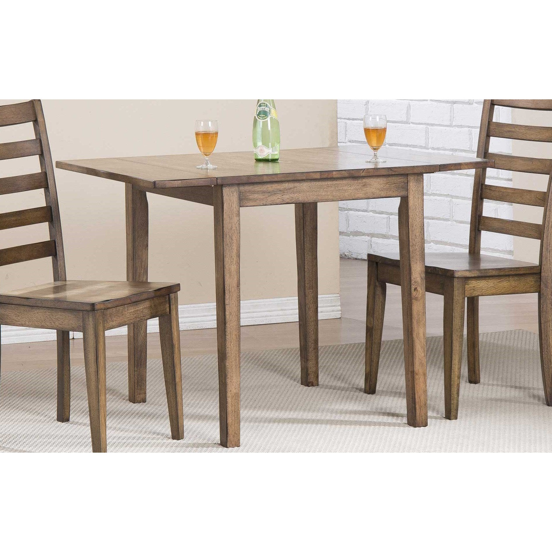 Carmel Dropleaf Dining Table by Winners Only at Crowley Furniture & Mattress
