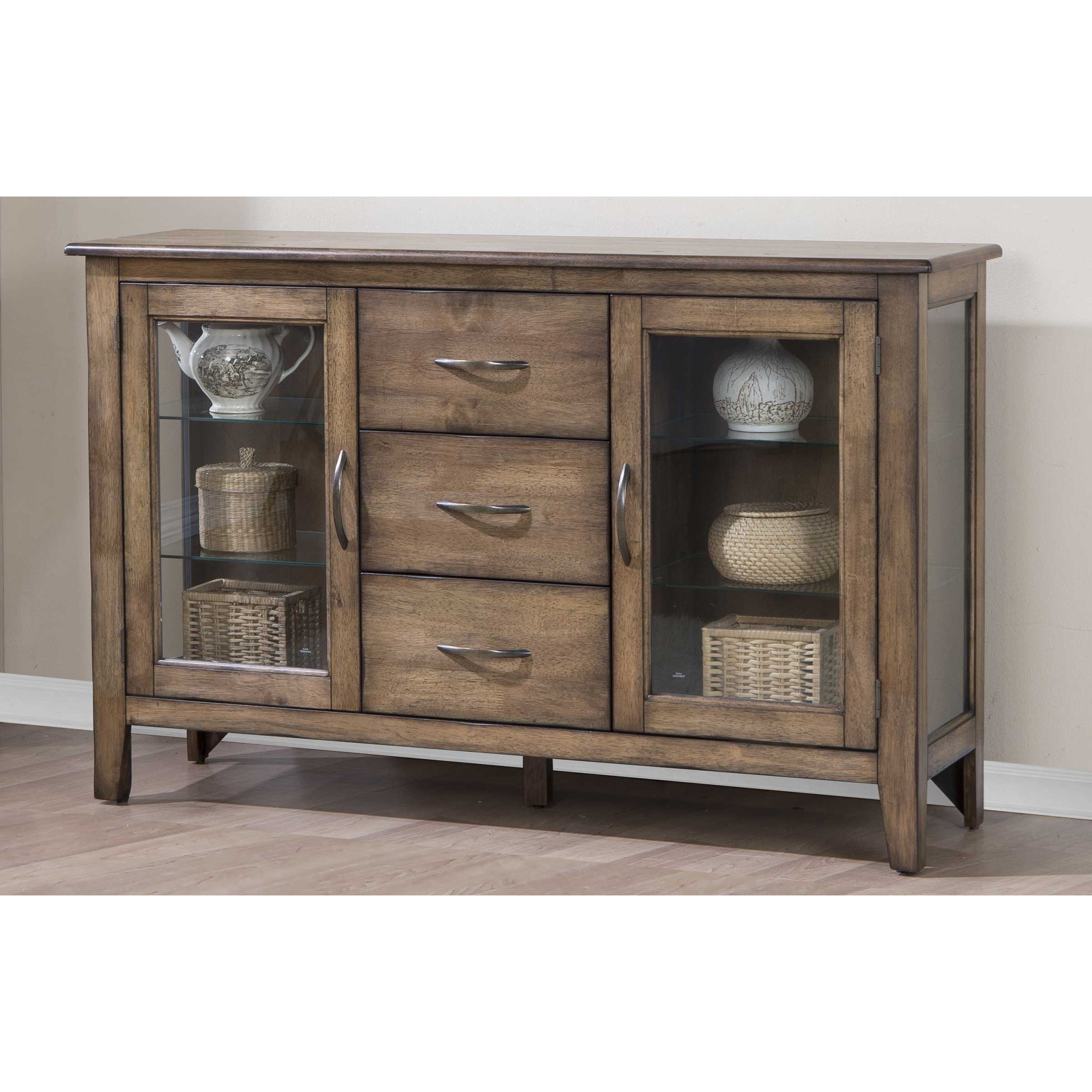 Carmel Sideboard by Winners Only at Crowley Furniture & Mattress