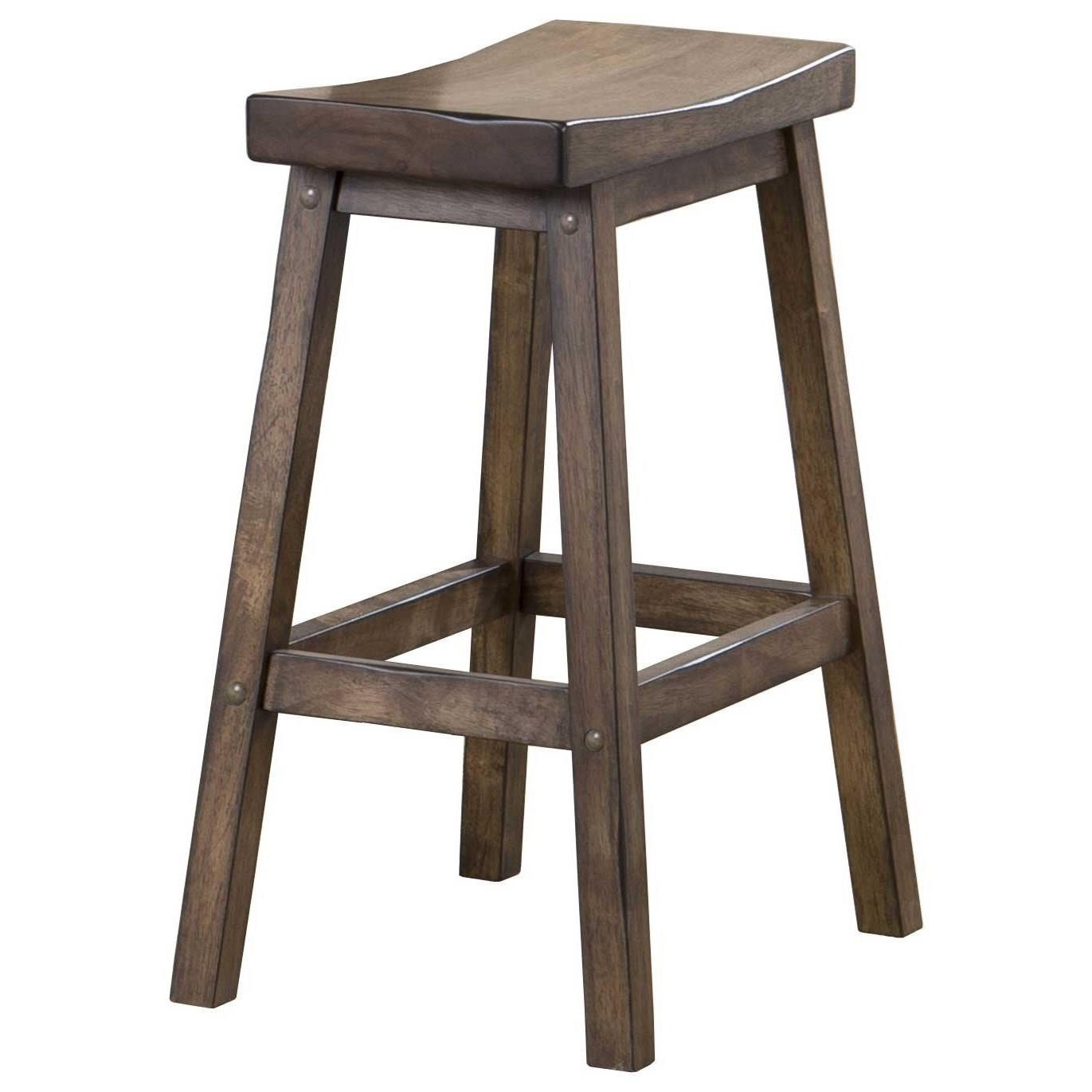 Carmel Counter Stool by Winners Only at Crowley Furniture & Mattress