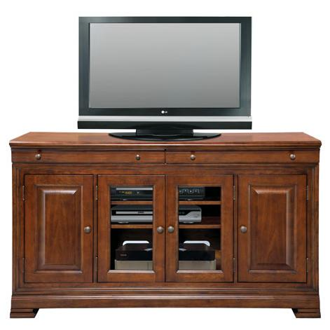 "Classic 60"" Media Base by Winners Only at Lindy's Furniture Company"