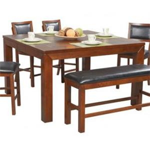 Square Tall Table