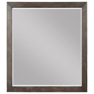 "Contemporary 40"" Dresser Mirror"