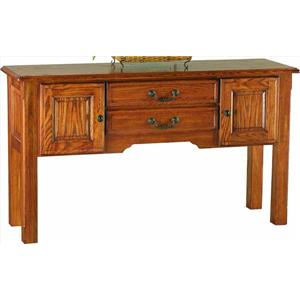 Winners Only Heritage Occasional Tables Sofa Table