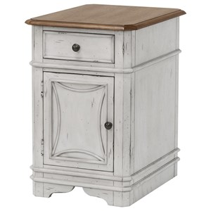 """18"""" Chairside Table"""