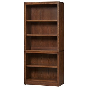 2-Piece Bookcase