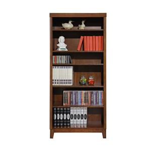 6 Shelf Open Bookcase
