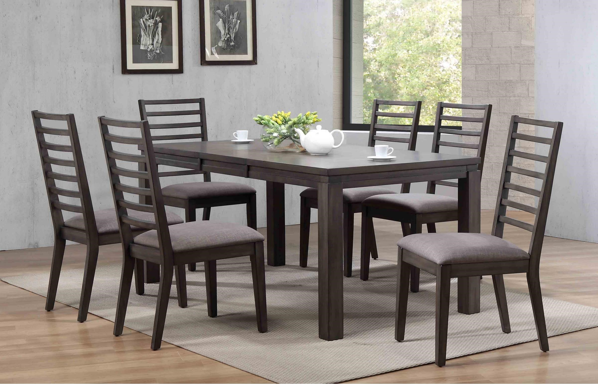 Lancaster 7 Pc. Dining Set at Bennett's Furniture and Mattresses